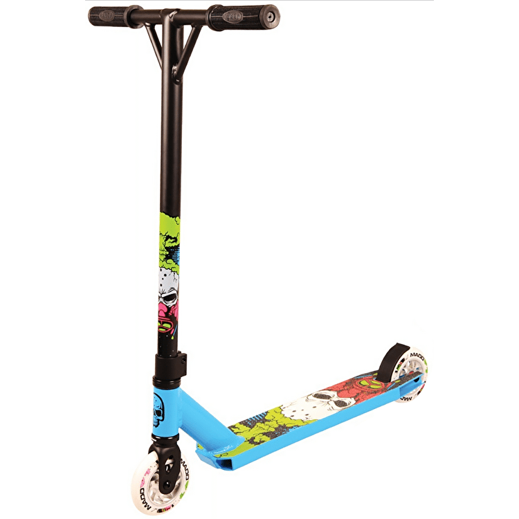 Madd Nuked Pro Complete Scooter - Sky Blue