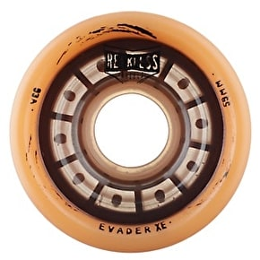 Reckless Evader XE 59mm Quad Derby Wheels 93A-Peach