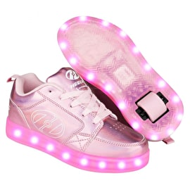Heelys Premium 2 Lo - Light Pink Hologram