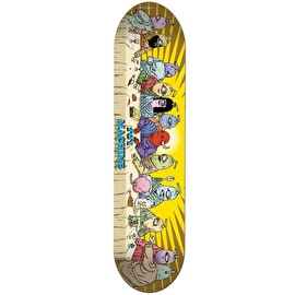 Toy Machine Last Supper Skateboard Deck - 8.0
