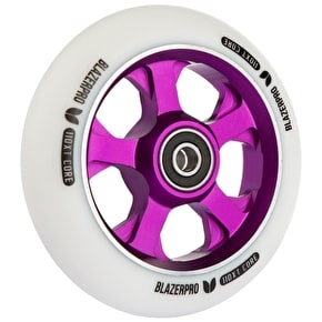 Blazer Pro 110mm XT Wheel - White/Purple
