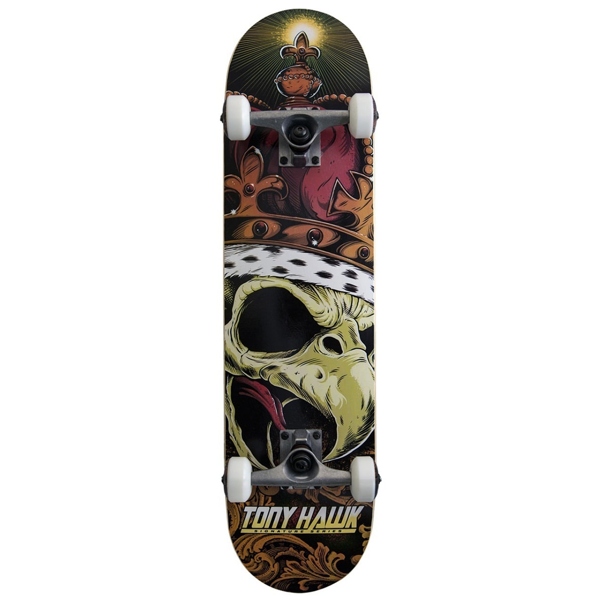 Tony hawk 540 series skateboard crowned complete for Cheap decking boards for sale