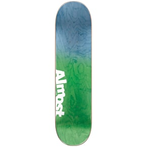 Almost Skateboard Deck - OG Trans Rings Impact Youness 8