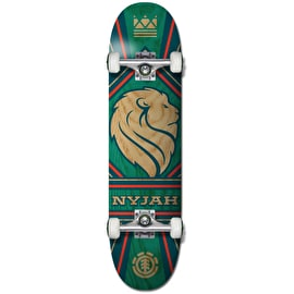 Element Nyjah Monarch Complete Skateboard - 7.75