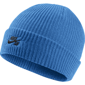 Nike SB Fisherman Beanie - Photo Blue/Black