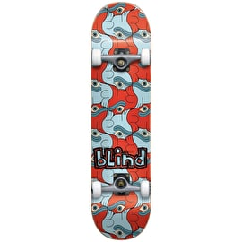 Blind Tile Style Youth Premium Complete Skateboard 7.25