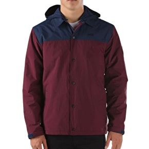 Vans Chima Coach Jacket - Port Royale