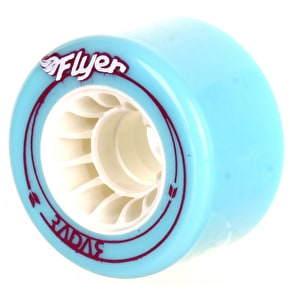 Radar Flyer 66mm Outdoor Quad Wheels- Blue 78A (Pack of 4)