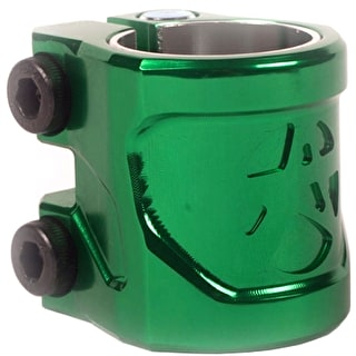 Addict Shield Scooter Clamp - Bottle Green