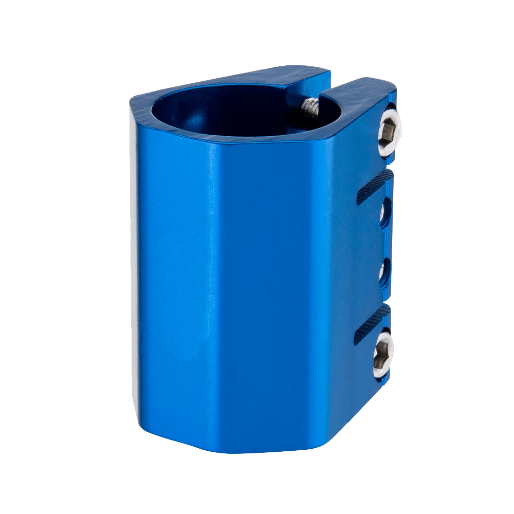 Phase Two 35mm Quad Coffin Clamp Blue Phase Two