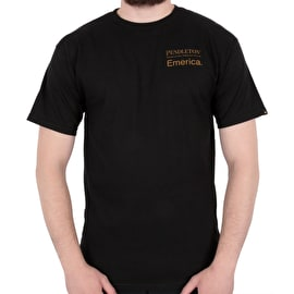 Emerica Pendleton T shirt - Black