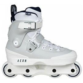 B-Stock USD Aeon 72 2018 Aggressive Skates Grey Size - UK 5/6 (Box Damage)