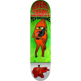 Toy Machine Chopped Skateboard Deck - Leabres 8.5