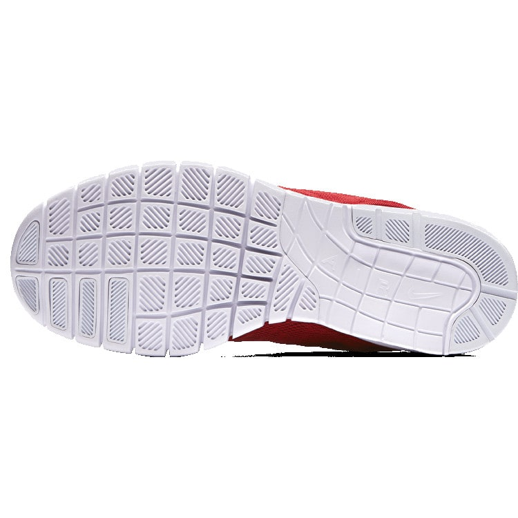 Nike SB Stefan Janoski Max Skate Shoes - University Red/White