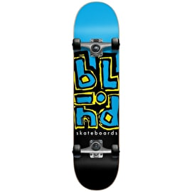 Blind Jumbled Split Youth Complete Skateboard 7.375