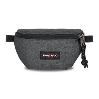 Eastpak Springer Bum Bag - Black Denim