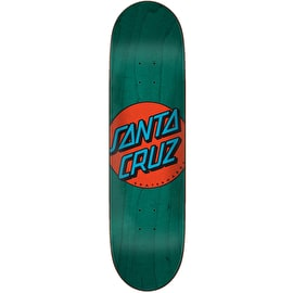 Santa Cruz Classic Dot Skateboard Deck - 8.375