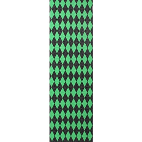Enuff Diamond Grip Tape - Green/Black