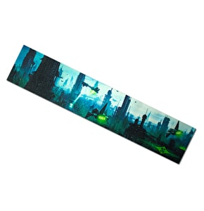 Sacrifice Grippy Griptape - Futuristic City