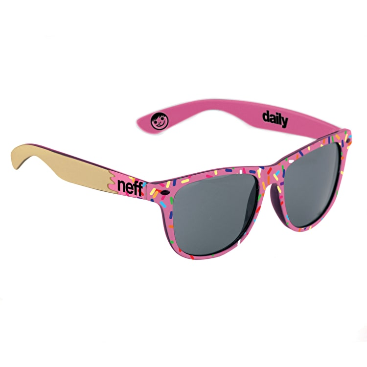 Neff Daily Sunglasses - Strawberry Donut