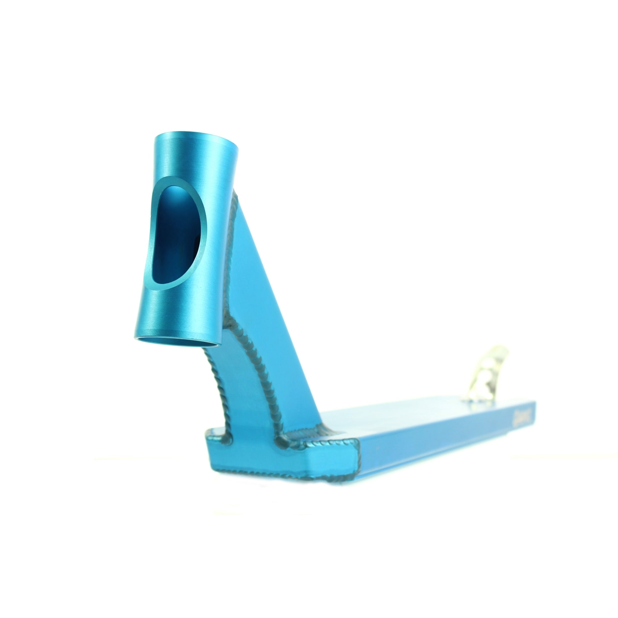 Image of Apex Pro Turquoise Scooter Deck - 600mm
