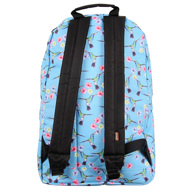 Spiral OG Prime Backpack - Hummingbird Blue