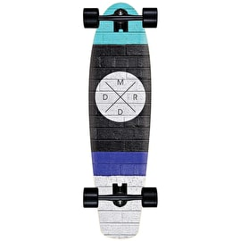 Madrid Top Mount Complete Longboard - Sprinter Cobalt 39.75