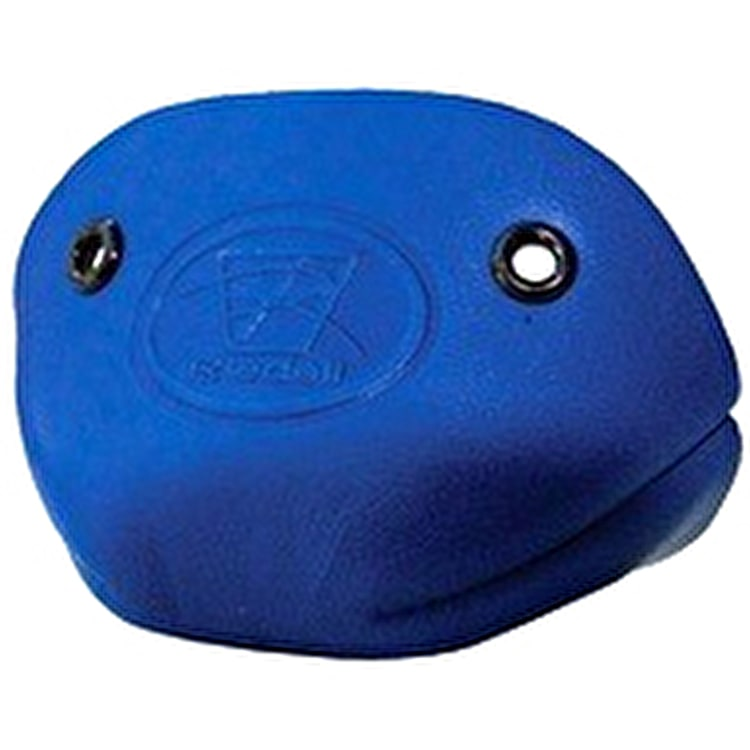 Riedell Leather Toe Caps - Royal Blue