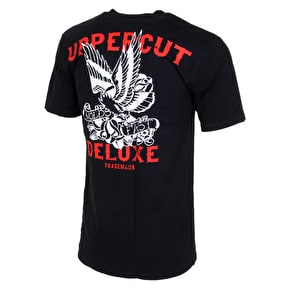 Uppercut Deluxe Eagle T-Shirt - Black