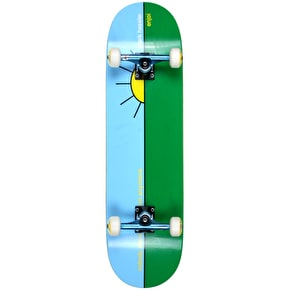 Enjoi Sun R7 Custom Skateboard - 8.5