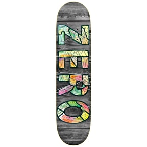 Zero Skateboard Deck - Army Re-Portrait R7 Multi 8.125