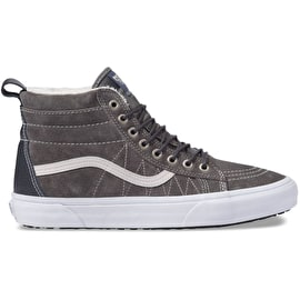 Vans SK8-HI (MTE) High Top Skate Shoes - Pewter/Asphalt