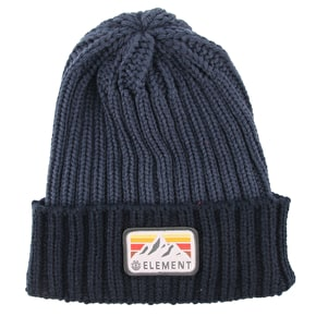 Element Counter Beanie - Eclipse Navy