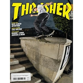 Thrasher Magazine - February 2017
