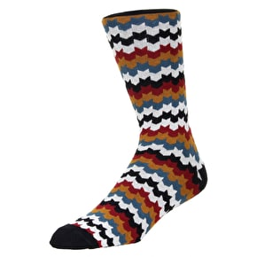 WeSC Knitted Socks - Black- 3 Pack - Large