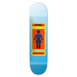 Girl 93 Til Wilson Skateboard Deck 7.875