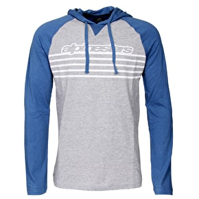 Alpinestars Positive Hoodie - Grey Heather