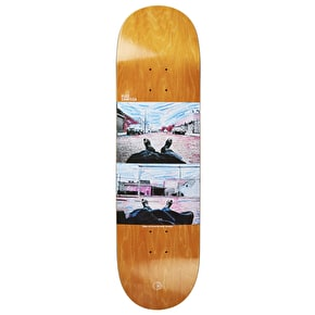 Polar Happy Sad Around The World Skateboard Deck - Zawisza 8.6