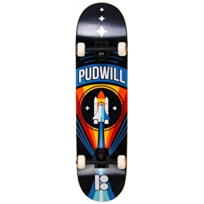 Plan B Skateboard - Launch Pudwill 7.625