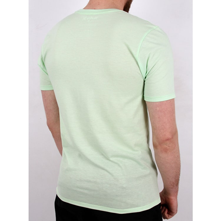 Hurley One & Only Solid T-Shirt - Vapour Green