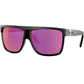 Carve Rocker Sunglasses - Black/Purple Revo
