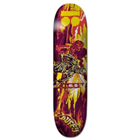 Plan B D-800 Skateboard Deck - Duffy 8.375