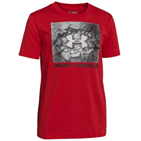 Under Armour Concrete SS kids Tee