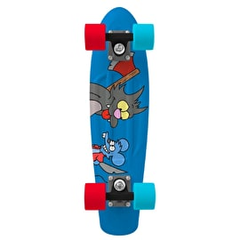 Penny x Simpsons Complete Cruiser Skateboard - Itchy & Scratchy 22
