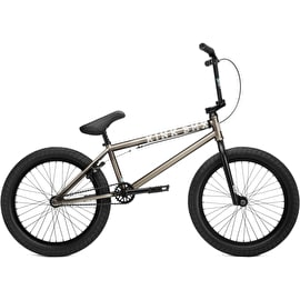 Kink 2019 Gap XL Complete BMX - Gloss Platinum Black Edge Fade