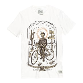 Element Riders T-Shirt - Off White