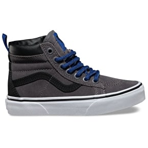 Vans Sk8-Hi MTE Kids Shoes - Tornado/True Blue