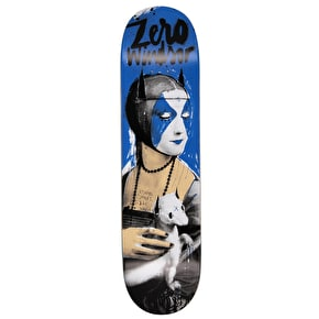 Zero Vandalism R7 Skateboard Deck - Windsor 8.25