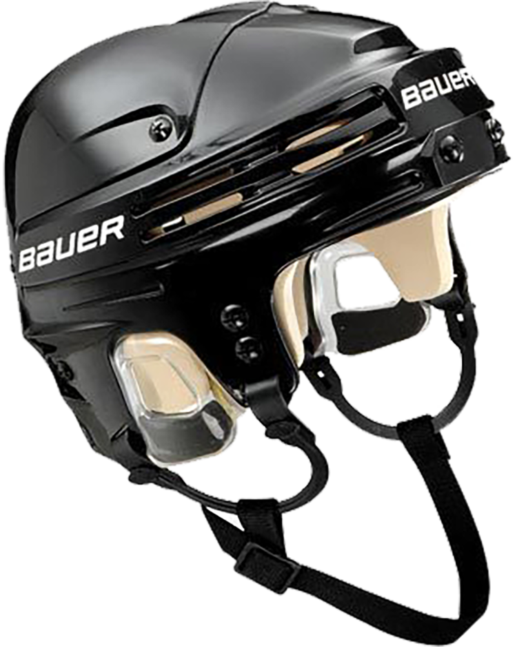 Bauer 4500 Hockey Helmet- Black