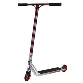 Blazer Pro x UrbanArtt Custom Scooter - Chrome/Red